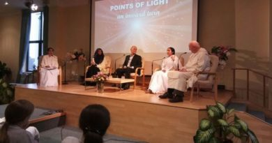 Points of Light – An Inward Turn