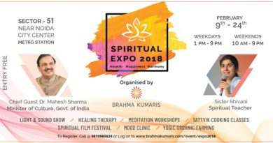 SPIRITUAL EXPO 2018 – HEALTH HAPPINESS HARMONY FEBRUARY 10 @ 8:00 AM – FEBRUARY 24 @ 9:00 PM